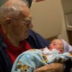 I also love great grandpa